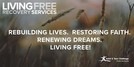 Living Free - December 2019 Training Seminar tickets