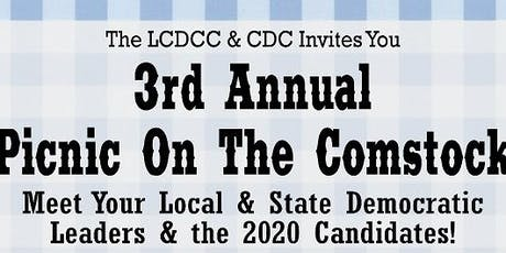 3rd Annual Picnic On The Comstock tickets