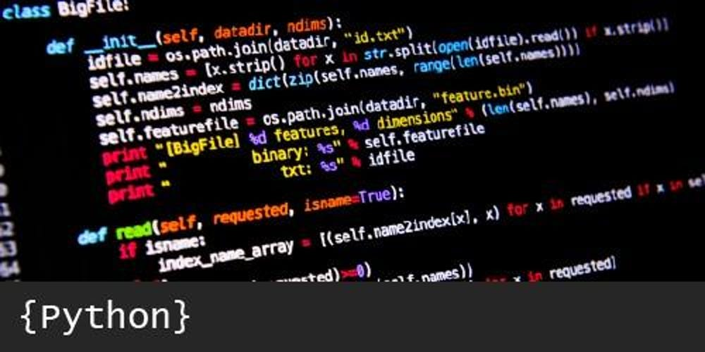 NORTHSIDE: Python Programming Class for Ages 10-13 ONLY (MUST ATTEND