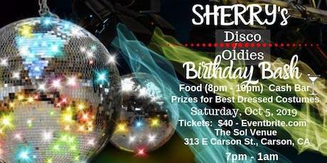 Sherry's Disco/Oldies Birthday Bash tickets