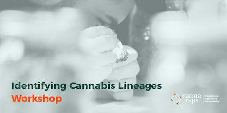 Identifying Cannabis Lineages Workshop | Toronto tickets