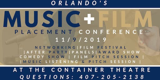 Orlando Music + Film Placement Conference