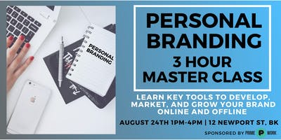 Marketing & Branding Masterclass: Grow Your Brand & Business Online