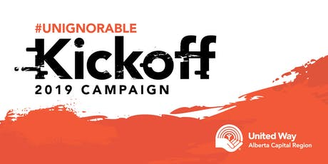 United Way Campaign Kickoff 2019  tickets