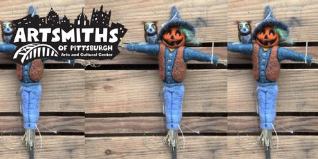 Needle Felting a Fall Scarecrow with Erin Carlson tickets