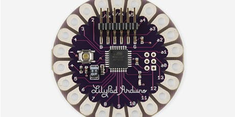 Wearable Electronics Workshop: Creating Wearables with Arduino LilyPad tickets