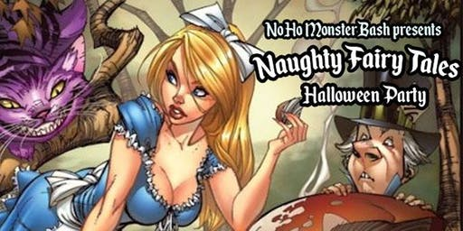 Naughty Fairy Tales Halloween Party - NoHo Monster Bash