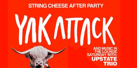 Afterparty with Yak Attack tickets