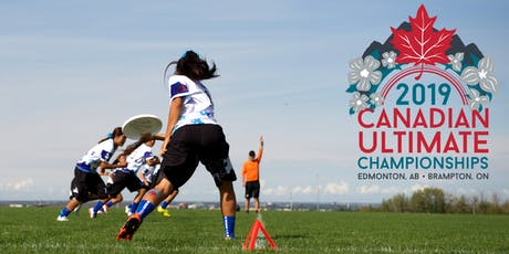 2019 Canadian Ultimate Championships tickets