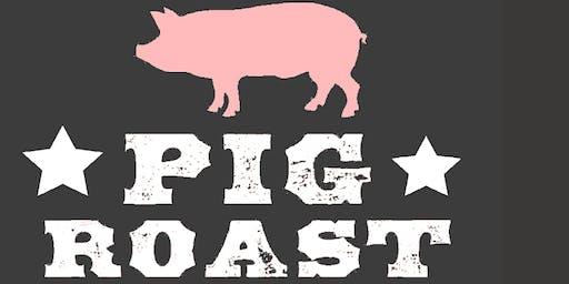 St Rita's Fall Festival Pig Roast