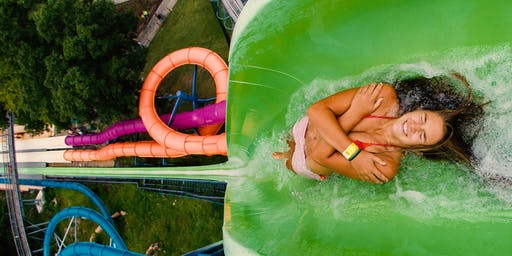 New Date: Mountain Creek Waterpark w Transport $59 - 08/28/2019 Wednesday