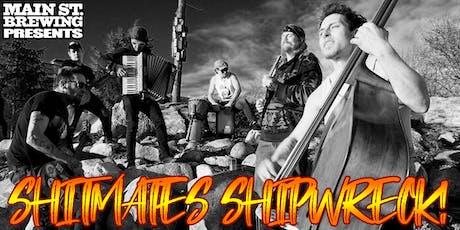 Campfire Shitkickers Shitmates Shipwreck! tickets