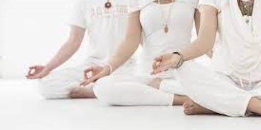 Kundalini Yoga and Gong
