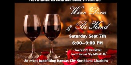 Northland Breakfast Club Wine Dinner tickets