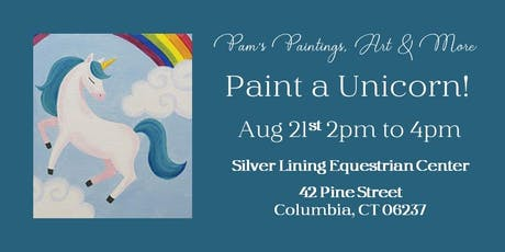 Paint a Unicorn - Silver Lining Equestrian Center tickets