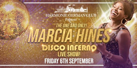 Marcia Hine - Disco Inferno  tickets