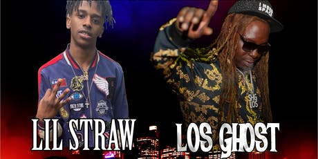 """Los Ghost & Lil Straw """"Kick the Door Tour"""" tickets"""