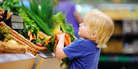 Be Happy & Healthy Toddler Time - Vinegar Hill Memorial Library tickets