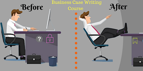 Business Case Writing Classroom Training in Greater New York City Area tickets