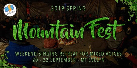 2019 Spring Mountain Fest tickets