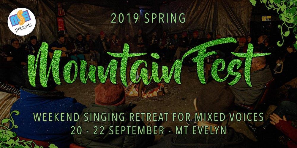 2019 Spring Mountain Fest