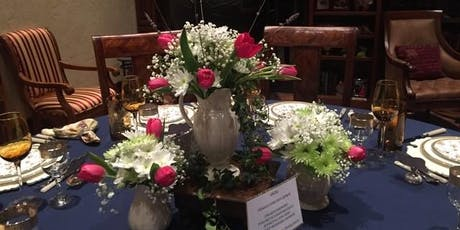HOLIDAYS THROUGH THE YEAR  A Table Decorating Workshop 1:30pm tickets