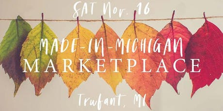 Made-In-Michigan Marketplace tickets