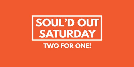 CityFam Soul'd Out Saturday | B-more Scrap and Movable Feast