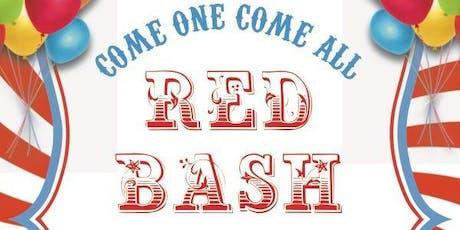 Marvin Alvarado's Red Bash tickets