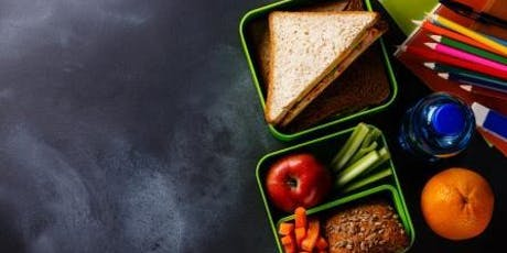 Healthy Lunch Boxes - Baulkham Hills Library tickets