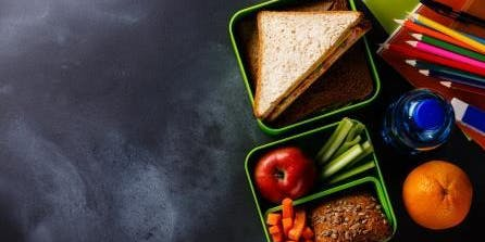 Healthy Lunch Boxes - Baulkham Hills Library