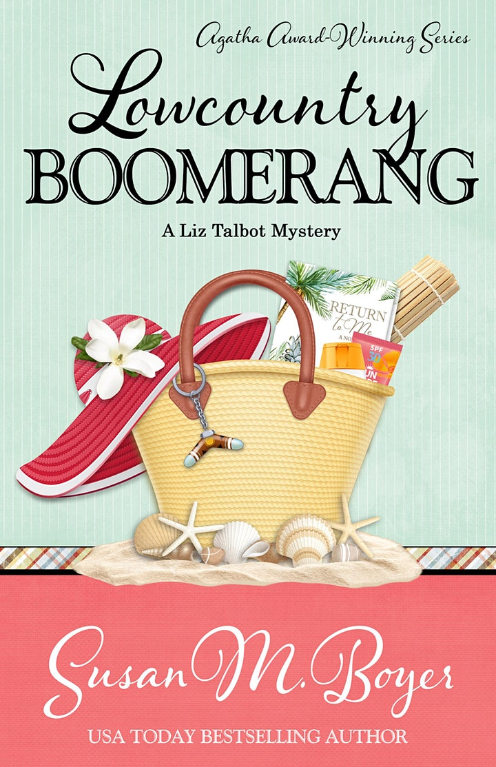 Charleston Book Launch for Lowcountry Boomerang with Susan Boyer image