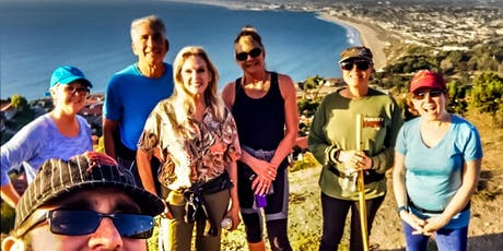 A 2 hour history hiking tour of Palos Verdes, CA! tickets