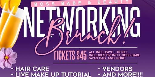 Boss Babe & Beauty Networking Brunch