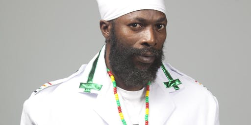 Capleton and The Prophecy Band
