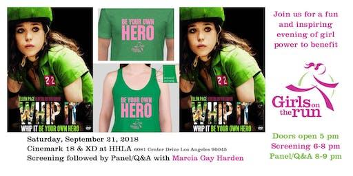 Girls on the Run Fundraising Screening: Whip It