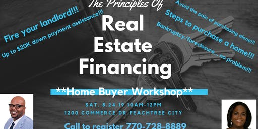 The Principles of Real Estate Financing