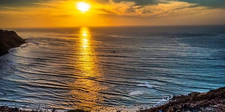 A 2 hour Sunset History Hiking Tour of Palos Verdes, CA! tickets