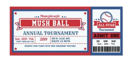 Annual Mush-Ball Tournament 2019 tickets