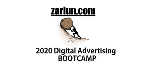 2020 Digital Advertising LIVE BOOTCAMP Dallas EB tickets