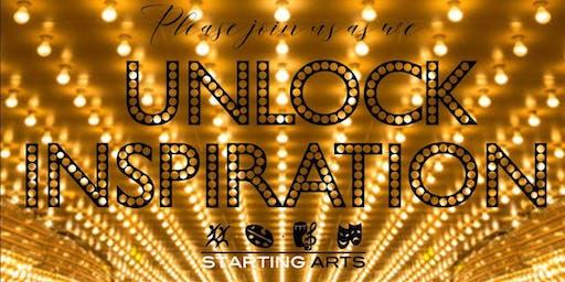 Unlock Inspiration; Starting Arts Gala
