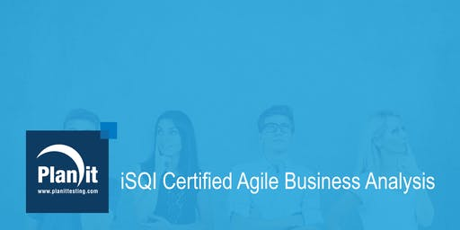iSQI Certified Agile Business Analyst Training Course - Adelaide