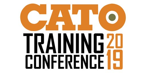 2019 CATO Training Conference & Vendor Show