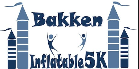 Bakken Inflatable 5K Fundraiser tickets