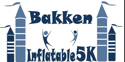 Bakken Inflatable 5K Fundraiser
