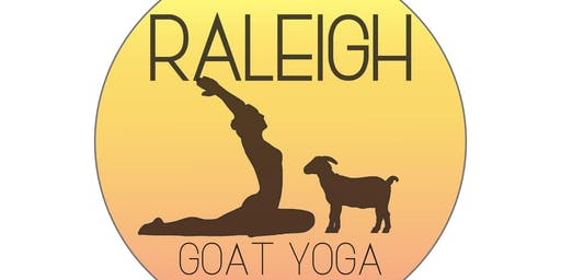 Raleigh Goat Yoga