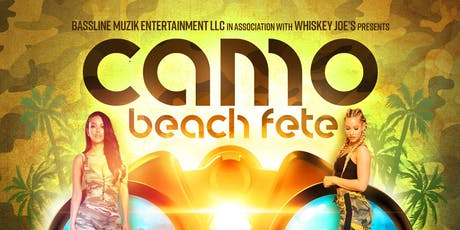 CAMO BEACH FETE tickets