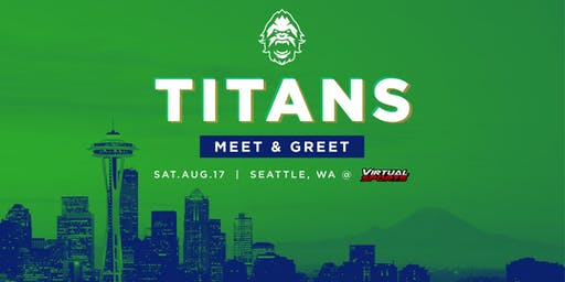 Vancouver Titans in Seattle