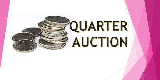 OES annual Quarter Auction