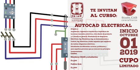 AUTOCAD ELECTRICAL boletos